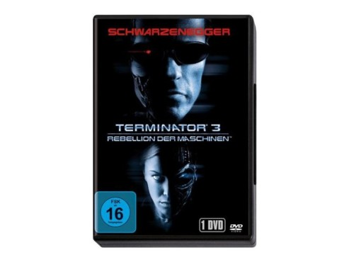 Terminator 3 - Rebellion der Maschinen © Columbia Tristar Home Video