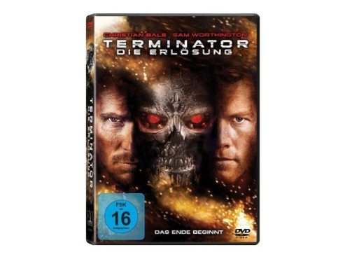 Terminator: Die Erlösung © Sony Pictures Home Entertainment