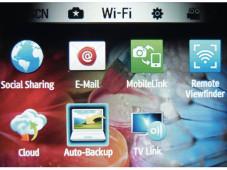 Bildschirm Samsung WB150F ©COMPUTER BILD
