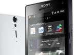 Sony Xperia S���Sony