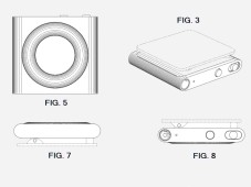 Design iPod Shuffle 4G ©Patentlyapple
