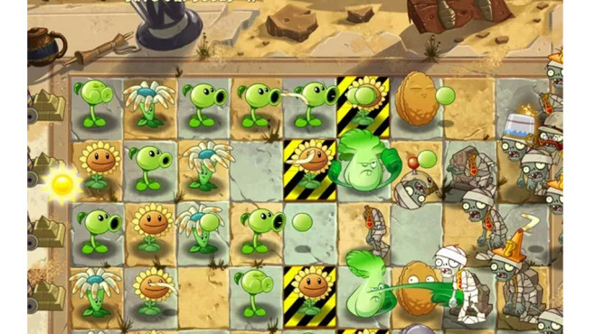 Spaß: Plants vs Zombies © abc1453GameZ