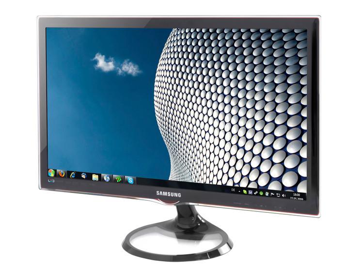 pc monitore mit tv empfang bilder screenshots. Black Bedroom Furniture Sets. Home Design Ideas