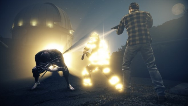 Actionspiel Alan Wake's American Nightmare © Remedy, Nordic Games Publishing