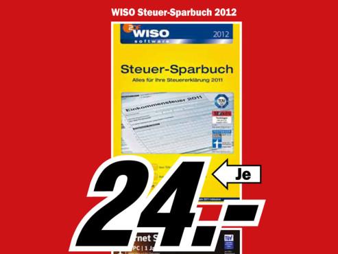 Buhl WISO Steuer-Sparbuch 2012 (DE) ©Media Markt