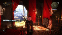 Grafikvergleich The Witcher 2 – Assassins of King: PC und Xbox 360 © Namco Bandai