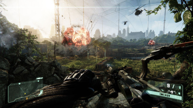 Actionspiel Crysis 3: Skyline © Crytek