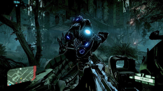 Actionspiel Crysis 3: Waffe © Electronic Arts