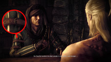 Grafikvergleich The Witcher 2 � Assassins of Kings: PC und Xbox 360 © Namco Bandai