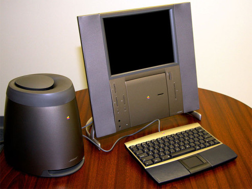 20th Anniversary Macintosh © Apple