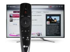 LG Magic Remote ©LG Electronics