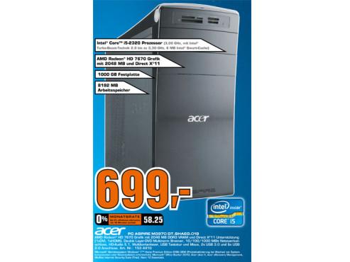 Acer Aspire M3970 DT.SHAEG.018 ©Saturn
