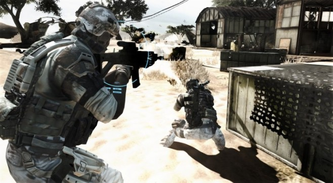 Actionspiel Tom Clancy's Ghost Recon – Future Soldier: Team © Ubisoft