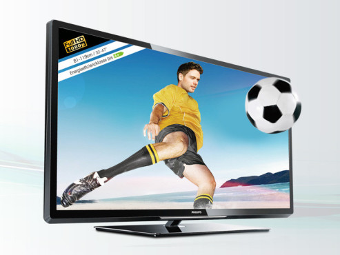 Philips 4000 Serie Smart LED-LCD-Fernseher mit Pixel Plus HD © OTTO/PHILIPS