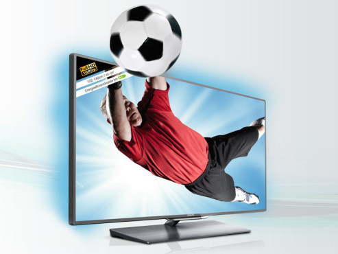 Philips 8000 Serie Smart LED-LCD-Fernseher mit Ambilight Spectra XL und Perfect Pixel HD © OTTO/PHILIPS