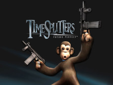 Actionspiel Timesplitters 4: Affe © Crytek UK