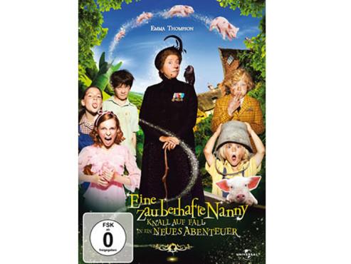 Eine Zauberhafte Nanny - Knall auf Fall in ein neues Abenteuer ©Universal Pictures