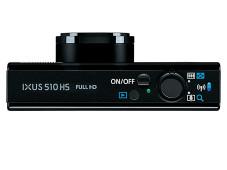 Aufsicht Canon Ixus 510 HS ©COMPUTER BILD