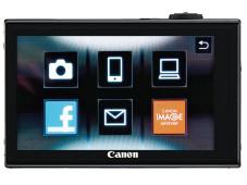 Touchscreen Canon Ixus 510 HS ©COMPUTER BILD