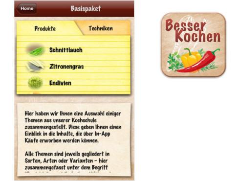 Besser Kochen ©Apps2Go GmbH