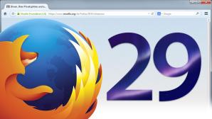 Mozilla Firefox 29 ©Mozilla