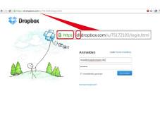 Dropbox mit schwerem Sicherheits-Leck ©COMPUTER BILD