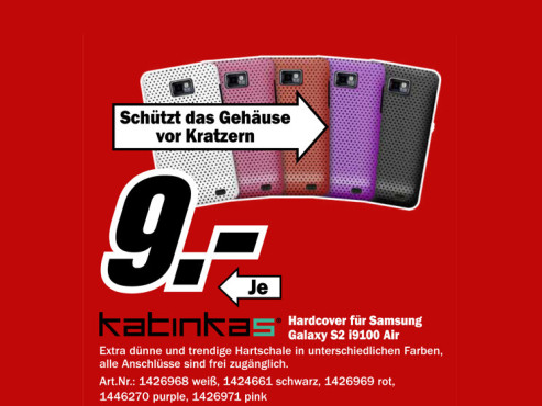 Katinkas Air (Samsung Galaxy S2) © Media Markt