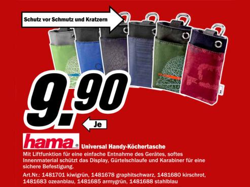 Universal Handy-Köchertasche ©Media Markt