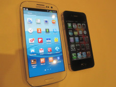 Samsung Galaxy S3 – ein iPhone-Killer? © COMPUTER BILD