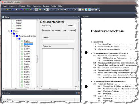 Screenshot DMS-Programm Diew ©COMPUTER BILD