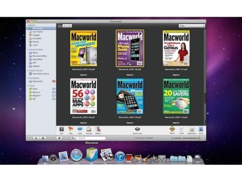 Screenshot DMS-Programm iDocument ©COMPUTER BILD