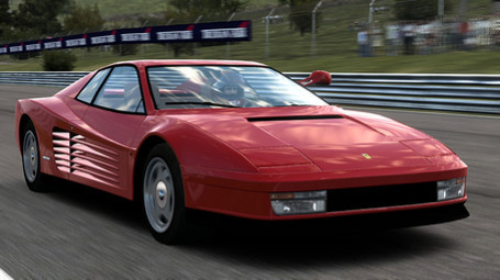 Rennspiel Test Drive – Ferrari Racing Legends: Testarossa © Bigben Interactive