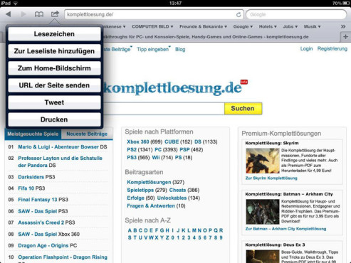 Screenshot Webclip © COMPUTER BILD