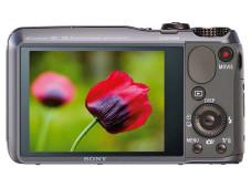 Kontrollmonitor Sony Cyber-shot DSC-HX20V ©COMPUTER BILD