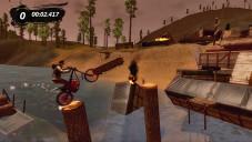 Geschicklichkeitsspiel Trials Evolution: Bike ©Ubisoft