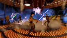 Kinect Star Wars: Arena ©Lucasarts