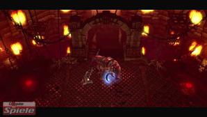 Rollenspiel Diablo 3: Bosskampf Fleischschnitzer ©Activision-Blizzard