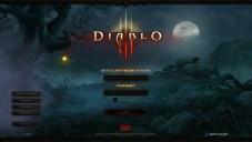 Actionspiel Diablo 3: Login-Fenster ©Activision Blizzard