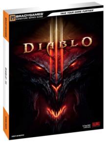Diablo 3 – Das offizielle Lösungsbuch: Cover ©Bradygames