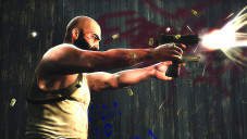 Actionspiel Max Payne 3: Glatzkopf ©Rockstar Games