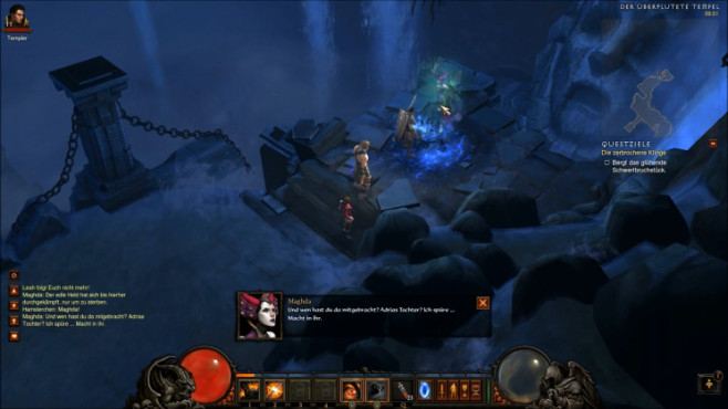Diablo 3: Quest-Guide Akt 1 © Blizzard