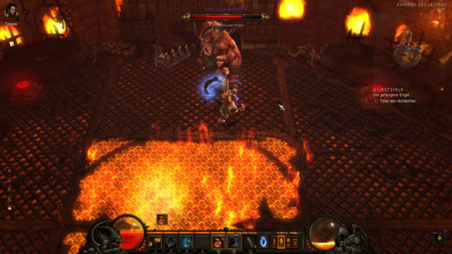 Diablo 3: Boss-Guide Akt 1 © Blizzard