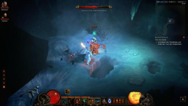 Diablo 3: Höhle des Frostes ©Blizzard