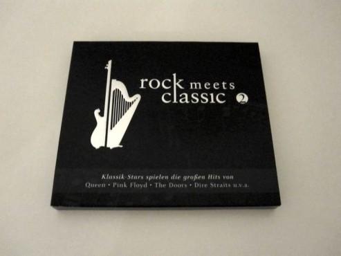 CD Rock meets Classic 2 ©Tchibo
