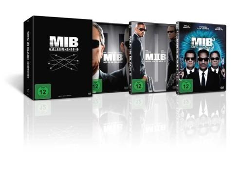 DVD-Box Men in Black ©Tchibo