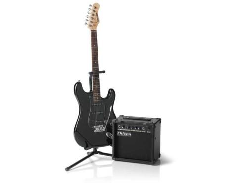 E-Gitarre mit Verstärker ©Tchibo