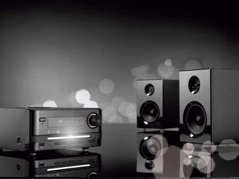Kompakt-Stereoanlage ©Tchibo