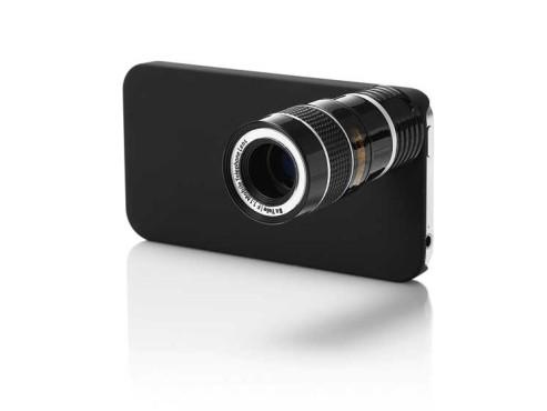 Teleobjektiv f�r iPhone ©Tchibo