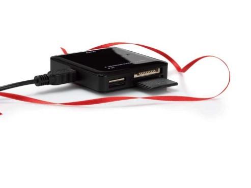 USB-Card-Reader ©Tchibo