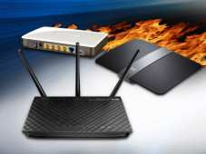 Turbo-Router © Sitecom, Asus, Cisco, � Jag_cz - Fotolia.com